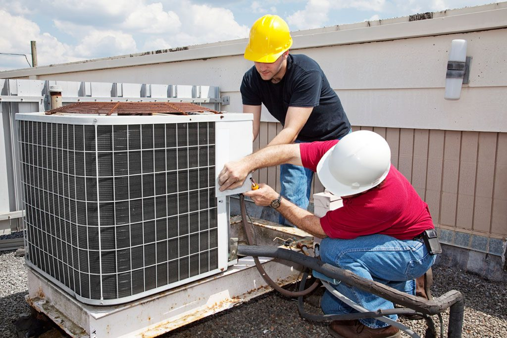 Industrial AC Repairs Chennai