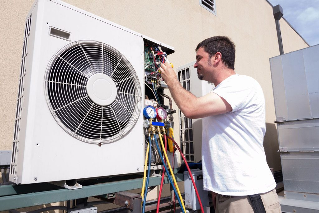 Industrial AC Repairs